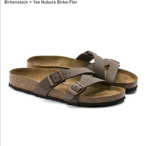 Birkenstock Yao Brown Sandals